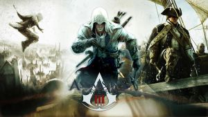 Assassin's Creed III - Wallpaper by SendesCyprus