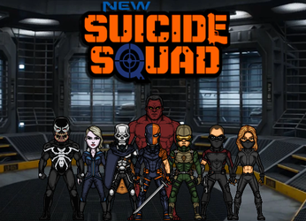 Deathstroke's Suicide Squad (New Earth) by Nova20X