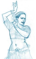 May Belly Dancer 8 by ChristineAltese