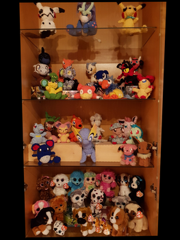 Shelf updage by JB-Pawstep