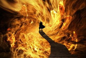 Flames of Hell by Trial911