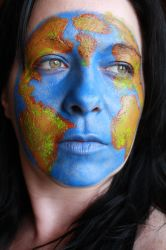 We are the Earth by petronieska-stock