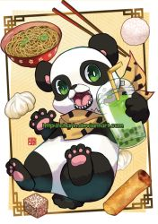 I love chinese food by Charln