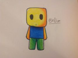 (ROBLOX) Prismacolor Noob by xNixm