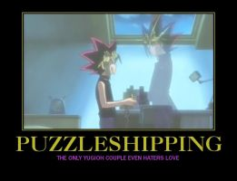 Puzzleshipping by CanadianGal11