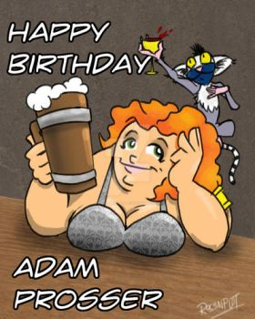 Another birthday pic by doodler1978