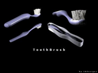 ToothBrush by iadesigns