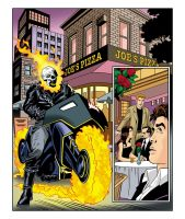Ghost Rider 01 by kevhopgood