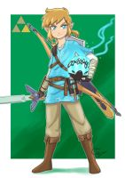 Triforce of Courage by jkalsop