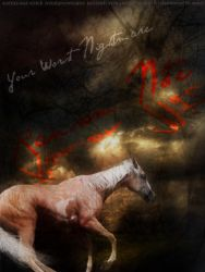 Ransom Note for Angel by DanniBird