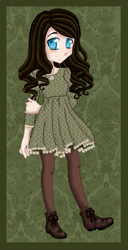 Olive and Lace by Mel-Rosey