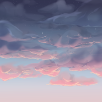 Sky Practice by DominickLuhr
