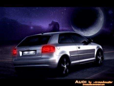 Audi A3 by Armadaxster