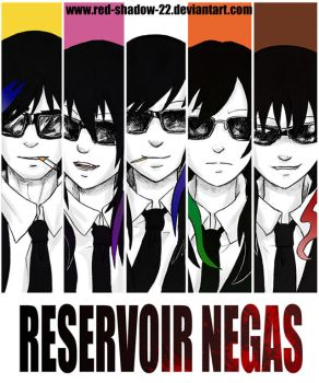 Reservoir Negas by Red-Sinistra