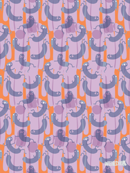 Breakfast pattern fro RYZ by weirdink
