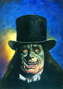 London after midnight by zednaked