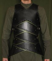 Embossed leather  armour by Fantasy-Craft