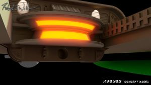 My Version Of Kronos 1 Study Model part 63 by XFozzboute