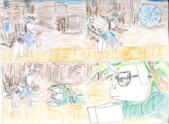 TF2 Littlepip encounter by MLP-HeadStrong