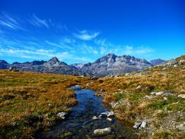 Corvatsch by MWCollection