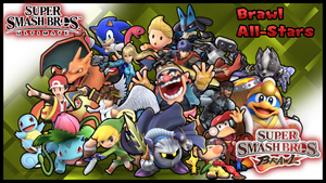 Super Smash Bros. Ultimate - Brawl All-Stars by MattPlaysVG