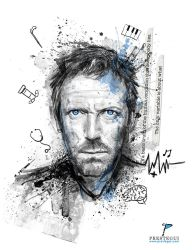 Dr House Tribute by Prestegui