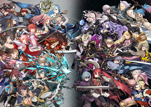 Fates Heroes by sofibeth
