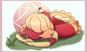 Padparadscha by Trelock