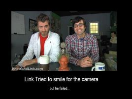 M.P Rhett and Link by leilaXxXrobin