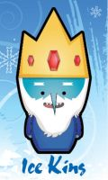 Adventure Time - Ice King by Nawledge