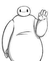 I am Baymax... by ThisTeaIsTooSweet