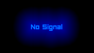(commission)No Signal by markolios