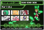 Trainer card for Sun and Moon by Starryskystorm