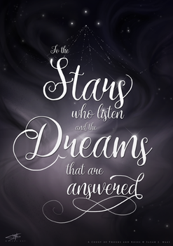 To the stars who listen by Tiphs