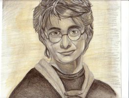 Harry Potter by 1bobtastic1