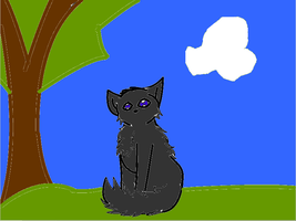 I Made A Cat by poke-that-sheep