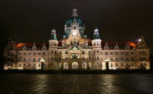 nightly Town Hall by mkuegler