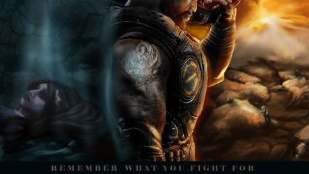 Remember What You Fight For by meok