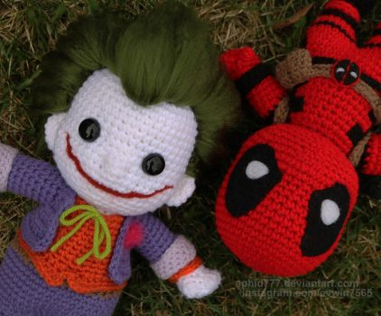 Jokers by aphid777