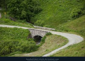 Small Bridge by kuschelirmel-stock
