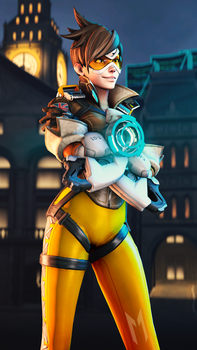 Tracer by Monmonstar