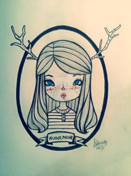 Rudolphine by Miss-Mad-Heater