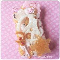 Sailor Moon Decoden Case by MoniqueSweets