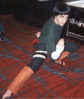 ConnectiCon - Rock Lee by ShadowDoppleganger