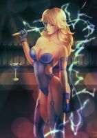 ELECTRA from Streets Of Rage!!! by sagaman