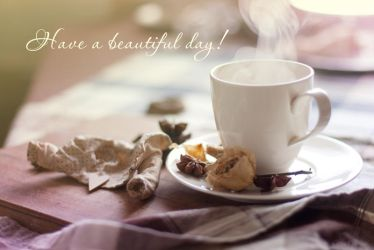 Have a beautiful day by ElinasArt