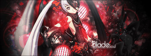 Cover Blade Soul by RogerGraphics