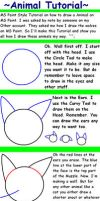 MSPaint Animal Tutorial_Wolf by KrystalOokamiInu