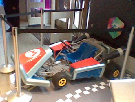MK7 Standard Kart replica 2 by MachBiker