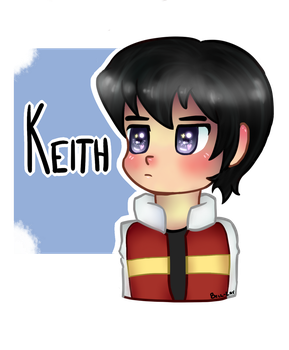 Keith Chibi. by Bell-Lay
